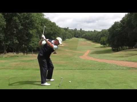 Lee Westwood: Alignment Tips