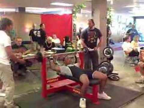 Nathan Owens Powerlifting Video