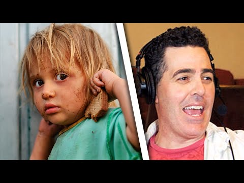 Adam Carolla Against Feeding Kids, Wonders Why Conservatives Get Bad Name