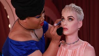 KATY PERRY MAKEUP TUTORIAL | PatrickStarrr