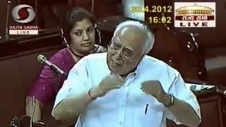 Kapil Sibal during vote on bills to amend IT Act, 1961 &  NIT Act, 2007 : April 30, 2012