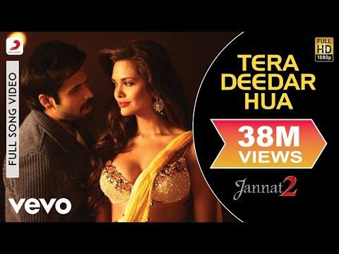 Jannat 2 - Emraan Hashmi | Tera Deedar Hua Video