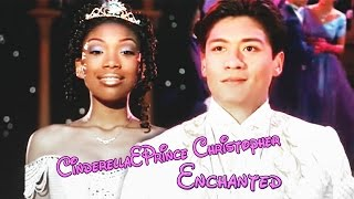 Cinderella - Enchanted (Cinderella/Prince Christopher)