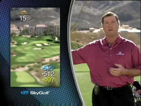 Golf GPS SkyCaddie Rangefinder Rent