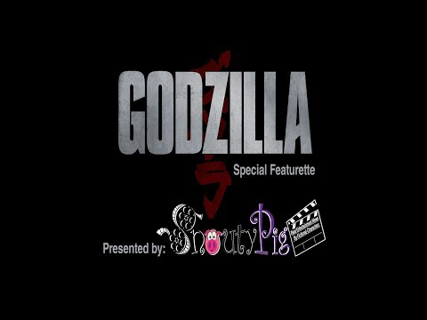 Godzilla 2014 Clips and Behind the Scenes Featurette