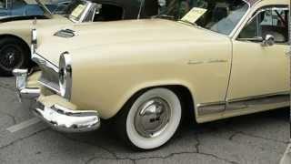 1950s American Motors Automobile Commericals Rambler Nash Kaiser Ad Car