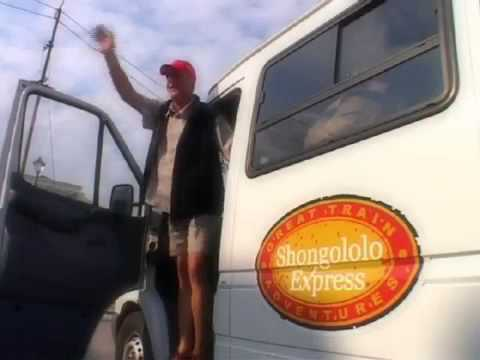 Video over de Shongololo Express Train Adventures in Zuid-Afrika
