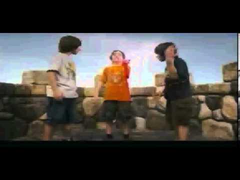 Cartoon Network LA  Cine cartoon : La piedra magica Promo