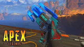 I AM NOT ADDICTED YOU'RE ADDICTED OKAY... (Apex Legends Gameplay Livestream)
