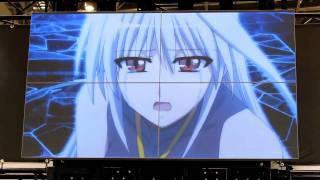 Magical Girl Lyrical Nanoha The Movie 2nd A's - 3F4 111229 C81 Magical Girl Lyrical NANOHA The MOVIE 2nd A's