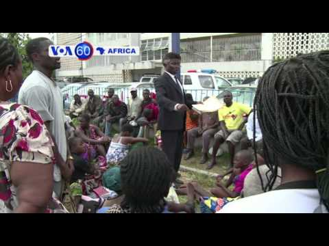 VOA60 AFRICA - AUGUST 14, 2015
