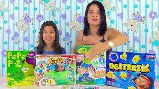 Mas Juguetes para AnaNana Toys | TV ANA EMILIA