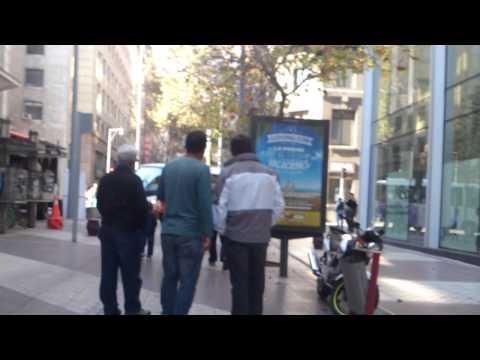 Santiago travel