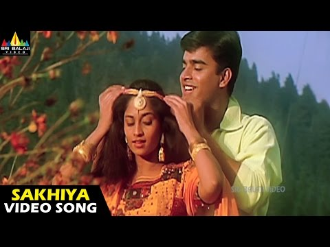 Sakhiya Cheliya (Pachchadanamey) Video Song - Sakhi Movie -...