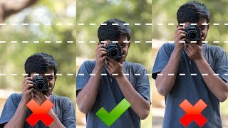 5 Photography Mistakes - Avoid them to be a Better Photographer!