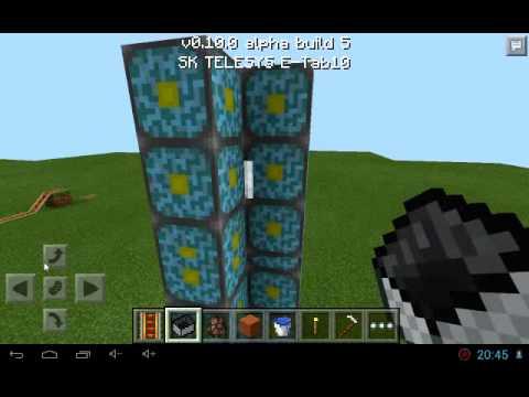 Minecraft Pe icatları (10 tane)