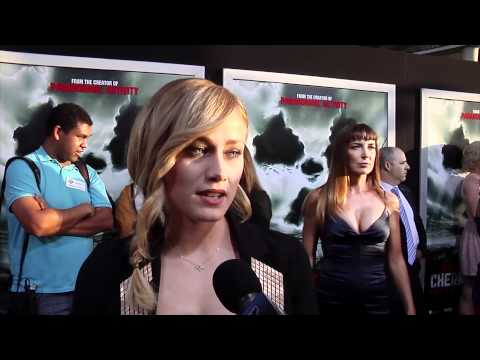 Olivia Dudley Talks 'Chernobyl Diaries' At Film Premiere