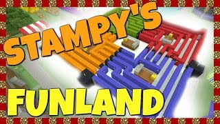 Stampy's Funland - Cat And Mice