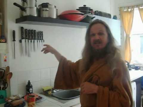 Richard Ochampaugh-Richard's Kitchen auf Deutschlish-Segment 2