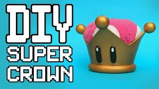 Super Mario : Super Crown DIY