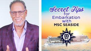 12 Secret Tips for the MSC Seaside | Cruise Control
