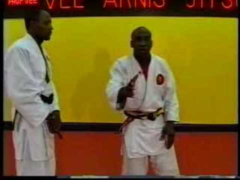 David James Vee-Arnis-Jitsu Gun Defense Image 1