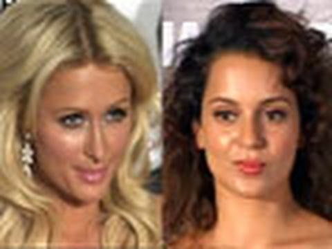 Kangana Ranaut takes PANGA with Paris Hilton