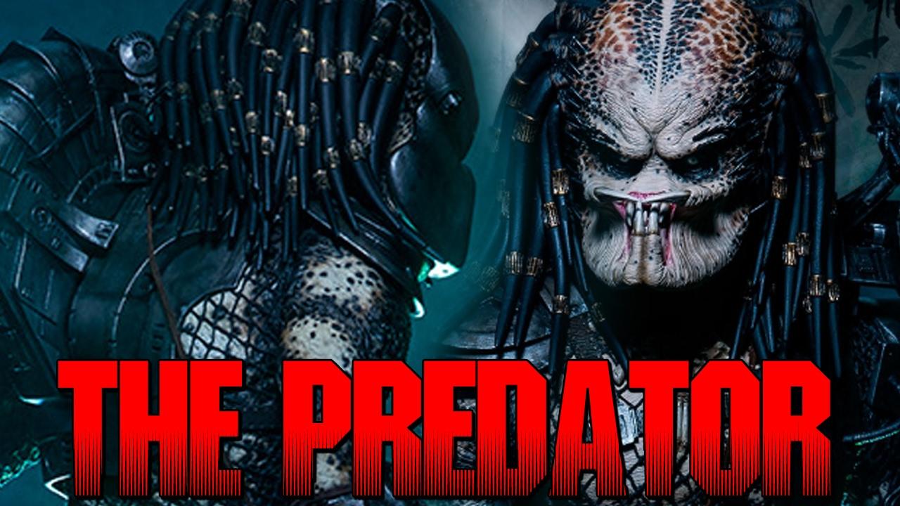 Hot Toys Predators Movie Masterpiece Classic Predator