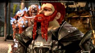 Dragon Age: Origins - Oghren and Gorim