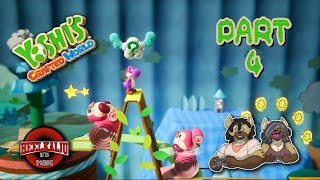 Yoshi's Crafted World Part 4