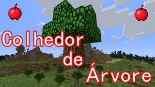 "Minecraft - ""Colhedor"" de Árvores"