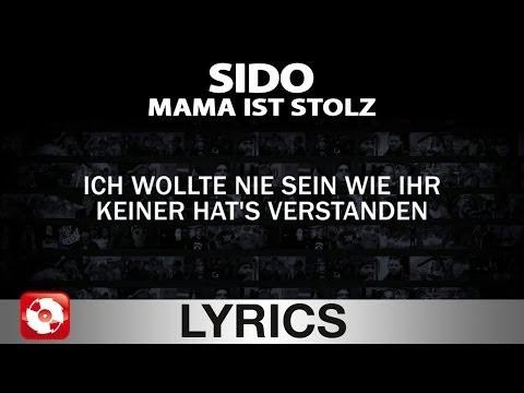 Sido - Mama Ist Stolz