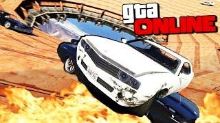УНИТАЗ СМЕРТИ (ДЕРБИ + УГАР) - GTA 5 Online! #116
