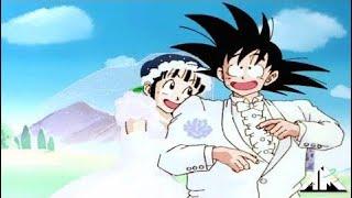 Goku x Chichi Moments Part 1