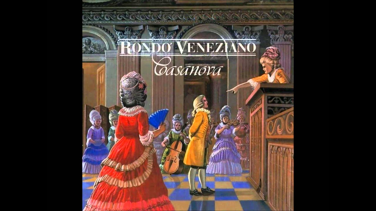 Rondò Veneziano Rondo Veneziano The Genius Of Venice