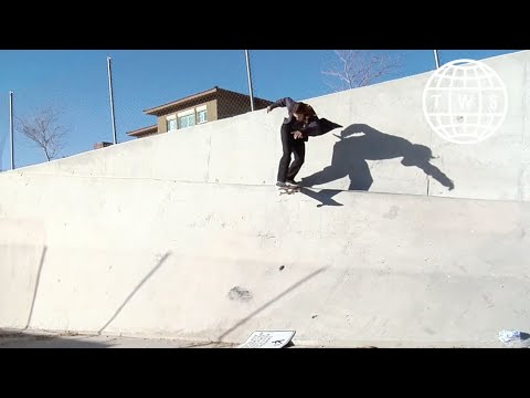 "Ace Pelka, Skate Juice ""Truth To Power"" Part"