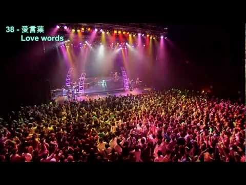 [Eng Sub] Love Words - Vocaloid - Hatsune Miku 39's Giving Day Concert
