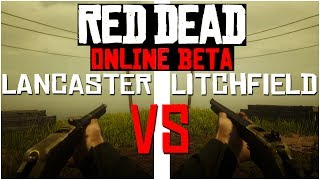 LANCASTER vs LITCHFIELD: Which is the Better Repeater?? - Red Dead Redemption 2 Online