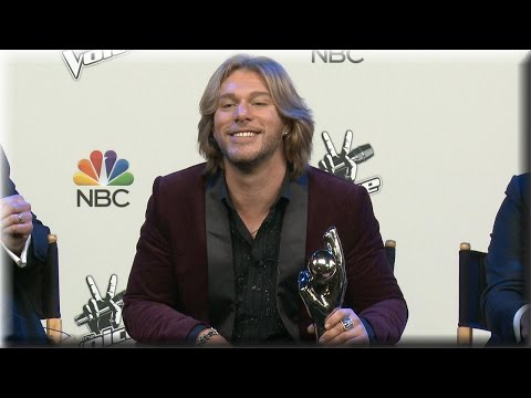 Win Reactions | Blake Shelton, Craig Wayne Boyd & Carson Daly | The Voice Season 7 Finale