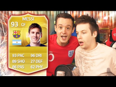 DISCARD MESSI PRANK!!! - FIFA 15 Ultimate Team Pack Opening