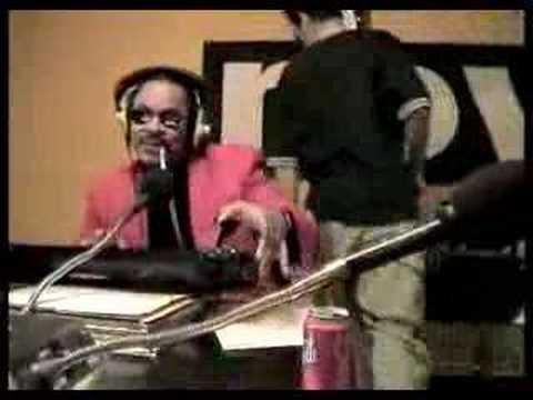 Roger Troutman a radio Nova
