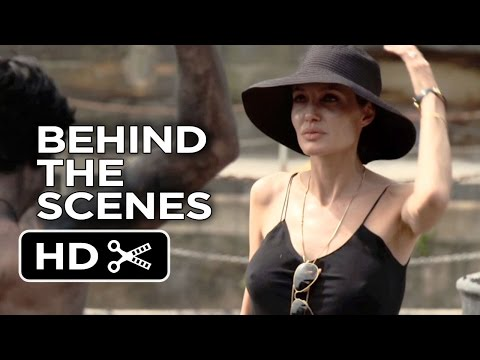 Unbroken Behind The Scenes - Plank Scene (2014) - Angelina Jolie, Jack O'Connell Movie HD