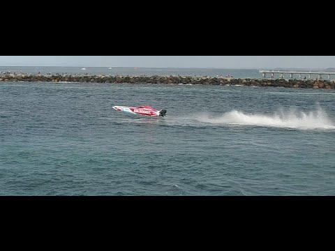 XCAT Powerboat World Series Gold Coast Australia 2015  - 4 K