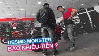 Bảo trì Ducati Monster 795 sau 13.000km hết bao nhiêu tiền?