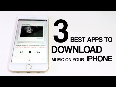 TOP 3 Best Apps to Download Music on Your iPhone (OFFLINE MUSIC) | 2018 #5 [Subscribers Choice]