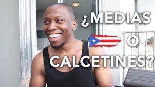 Puerto Rico Travel Vlog: El Español Puertorriqueño