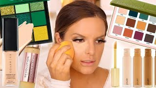 TESTING HOT NEW MAKEUP! I CANT WORK WITH THIS!! | Casey Holmes