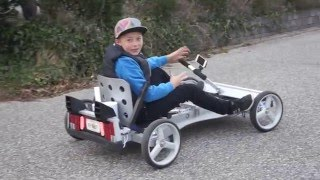 How To Make Back To The Future Go Kart