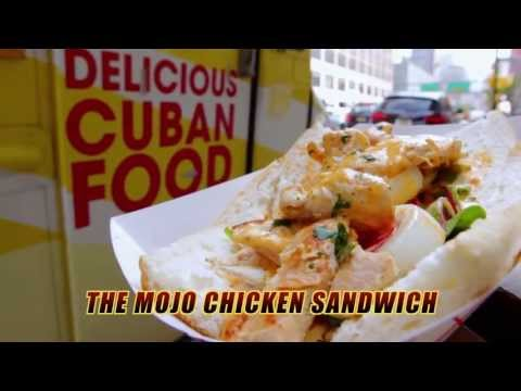 Stop the presses in New York City with the Miami Food Machine where authentic Cuban cuisine is making the headlines with family recipes like their Mojo Sandw...