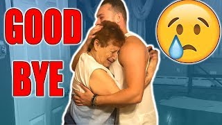 THE LAST TIME I GET TO SEE MY GRANDMOM..